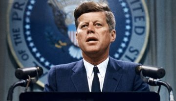 JFK: The first President to smoke weed in the White House